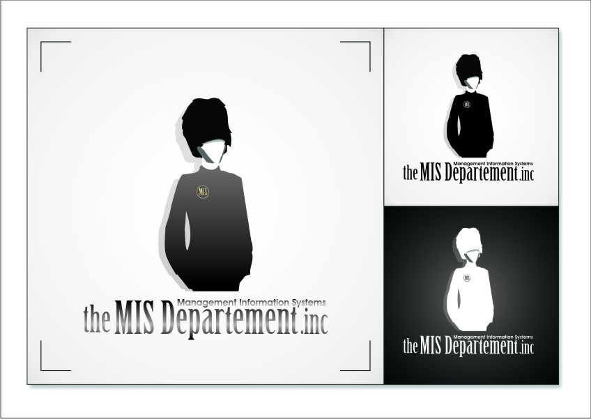 Logo Design by iyanfabian - Entry No. 178 in the Logo Design Contest The MIS Department, Inc..