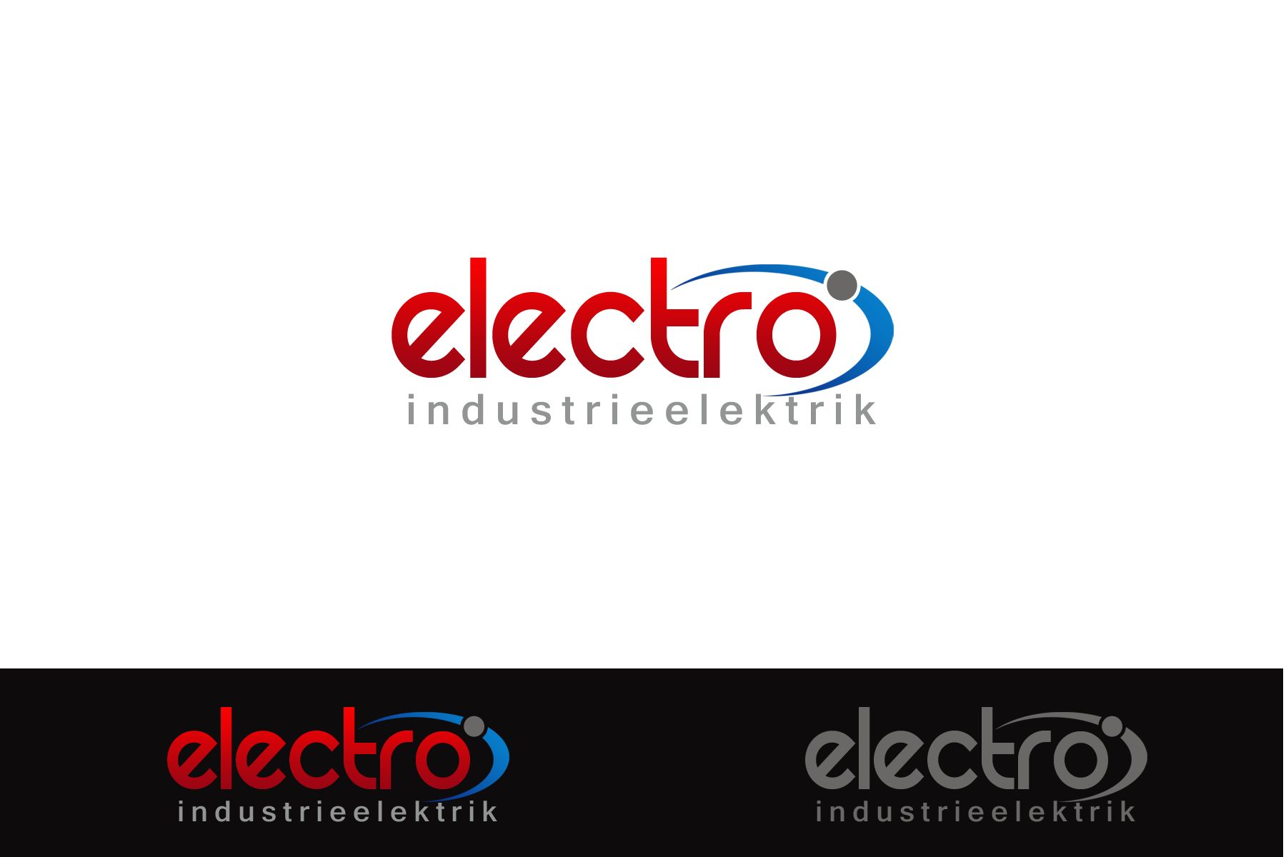 Logo Design by Golden_Hand - Entry No. 60 in the Logo Design Contest Unique Logo Design Wanted for Electro Industrieelektrik.