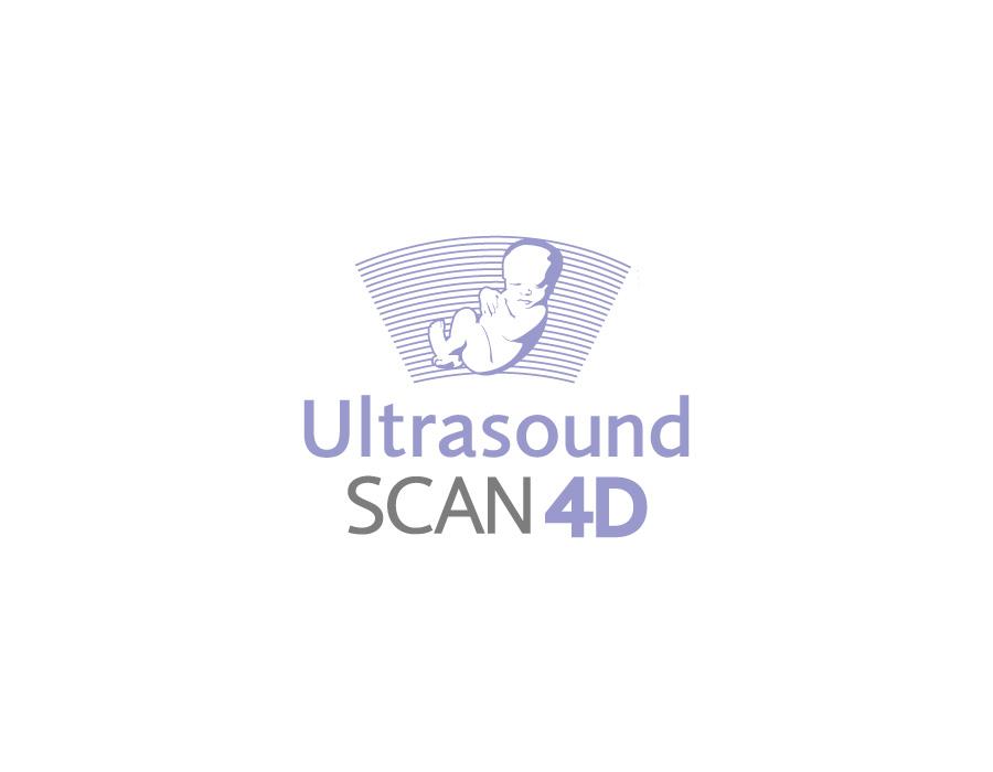 Logo Design by Niki_e_Z - Entry No. 29 in the Logo Design Contest Ultrasound Scan 4D Logo Design.