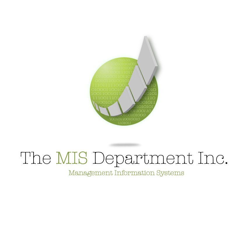 Logo Design by trav - Entry No. 179 in the Logo Design Contest The MIS Department, Inc..