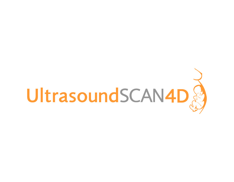 Logo Design by Niki_e_Z - Entry No. 30 in the Logo Design Contest Ultrasound Scan 4D Logo Design.