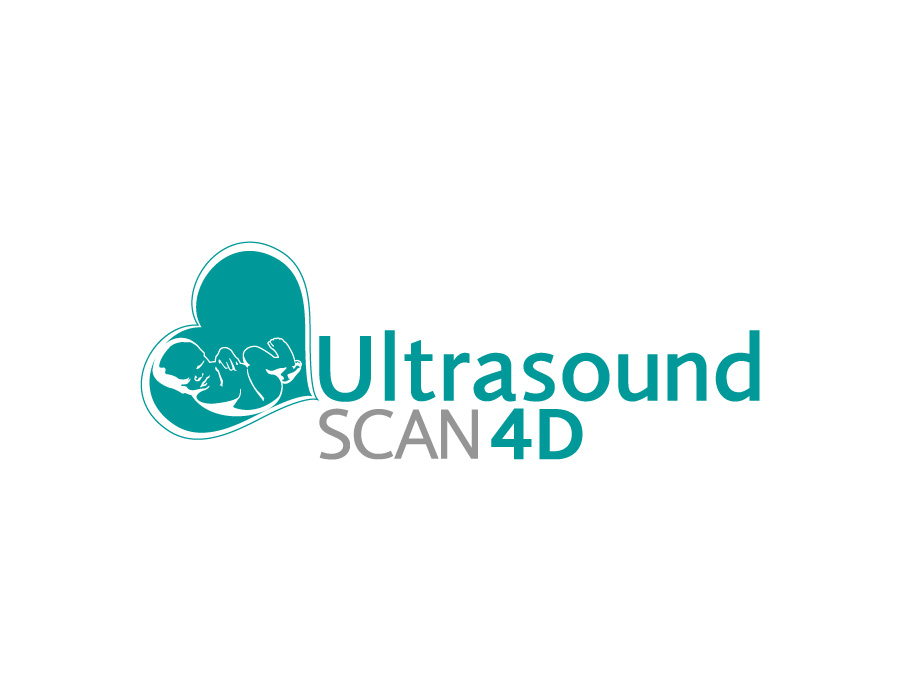 Logo Design by Niki_e_Z - Entry No. 35 in the Logo Design Contest Ultrasound Scan 4D Logo Design.