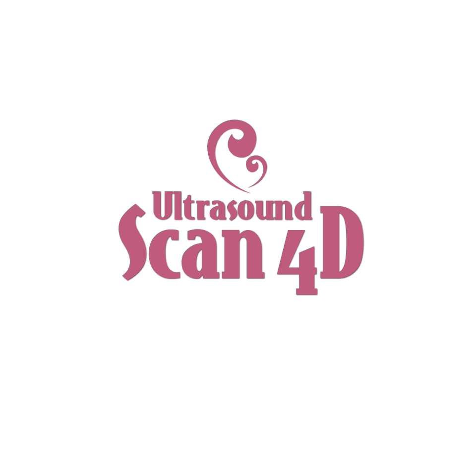 Logo Design by moonflower - Entry No. 36 in the Logo Design Contest Ultrasound Scan 4D Logo Design.