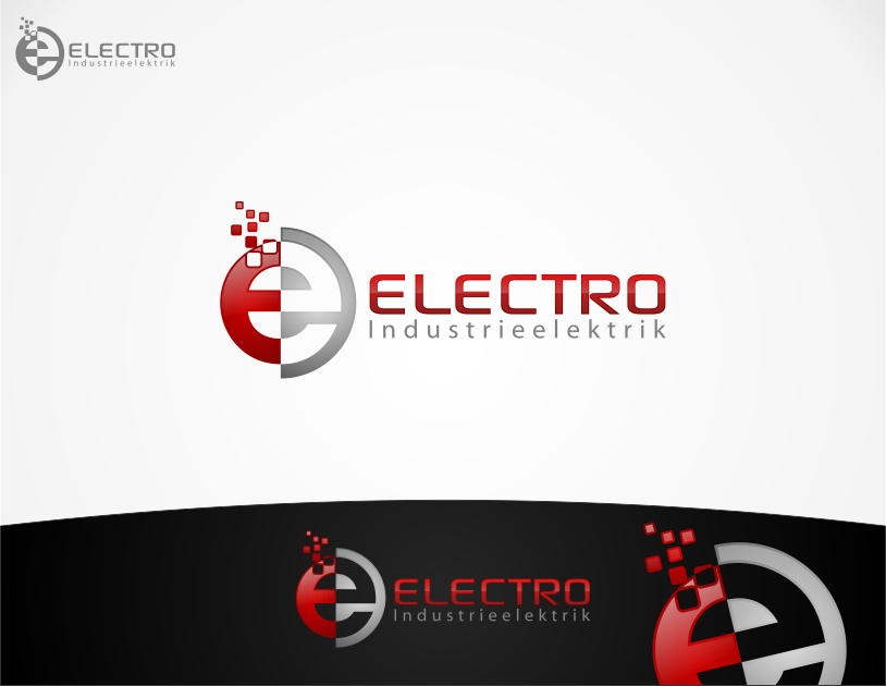 Logo Design by Private User - Entry No. 61 in the Logo Design Contest Unique Logo Design Wanted for Electro Industrieelektrik.