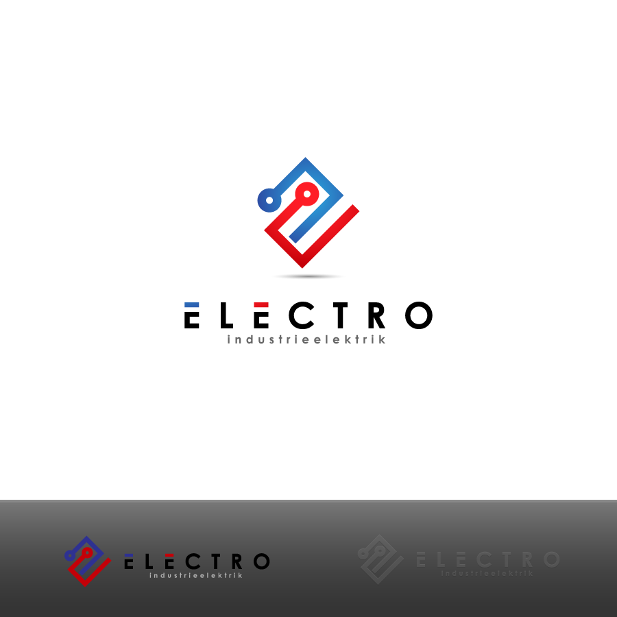 Logo Design by zesthar - Entry No. 63 in the Logo Design Contest Unique Logo Design Wanted for Electro Industrieelektrik.