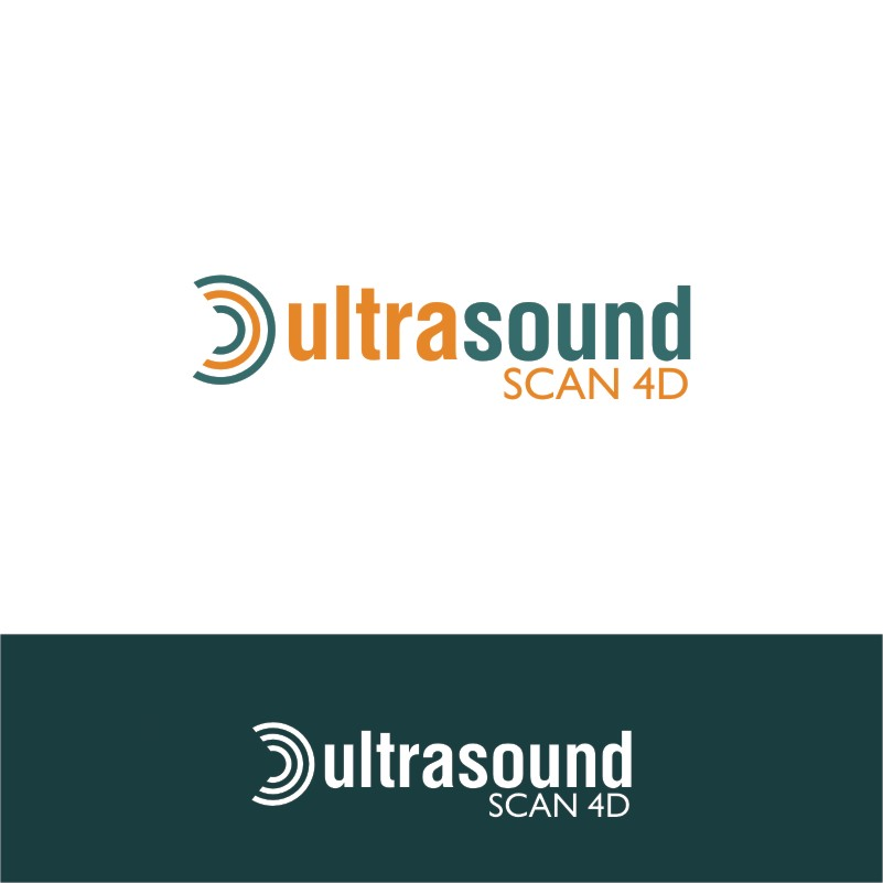 Logo Design by Private User - Entry No. 46 in the Logo Design Contest Ultrasound Scan 4D Logo Design.
