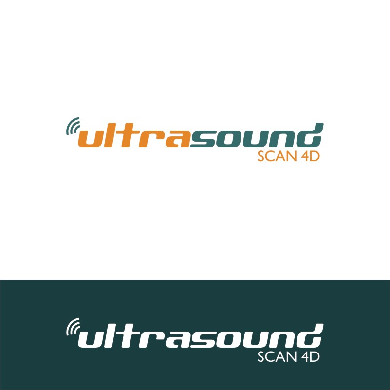 Logo Design by Private User - Entry No. 47 in the Logo Design Contest Ultrasound Scan 4D Logo Design.