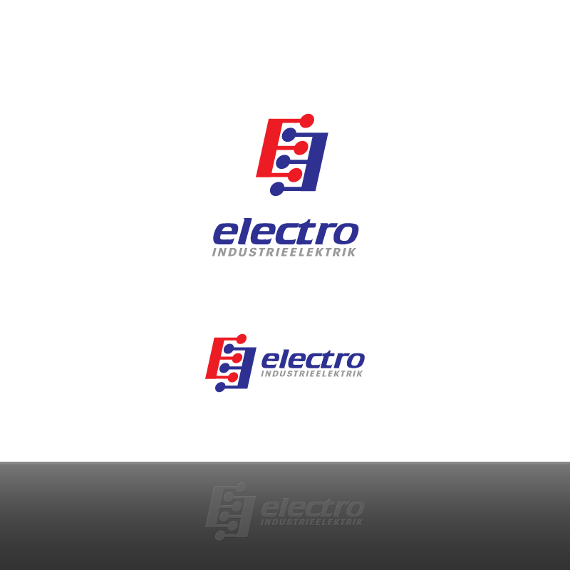 Logo Design by zesthar - Entry No. 71 in the Logo Design Contest Unique Logo Design Wanted for Electro Industrieelektrik.