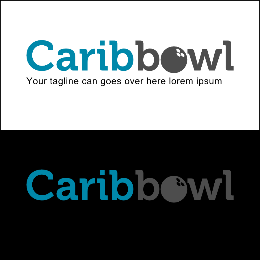 Logo Design by Dee - Entry No. 19 in the Logo Design Contest Fun Logo Design for Caribbowl.