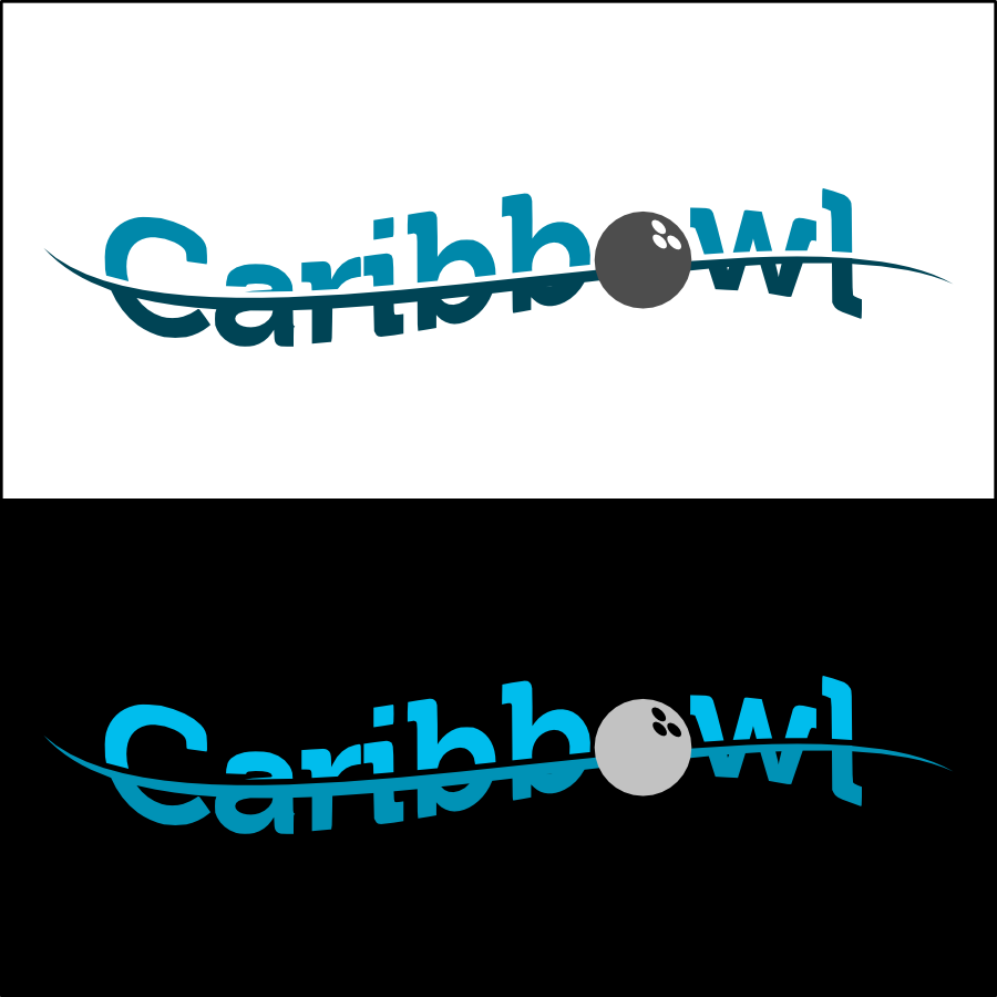 Logo Design by Dee - Entry No. 20 in the Logo Design Contest Fun Logo Design for Caribbowl.