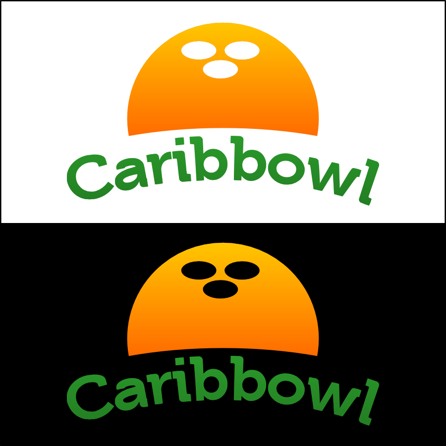 Logo Design by Dee - Entry No. 21 in the Logo Design Contest Fun Logo Design for Caribbowl.