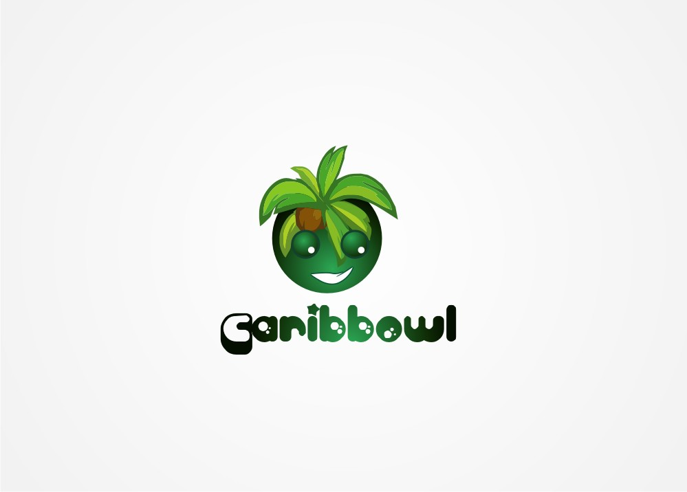 Logo Design by Sanjeev Gupta - Entry No. 24 in the Logo Design Contest Fun Logo Design for Caribbowl.