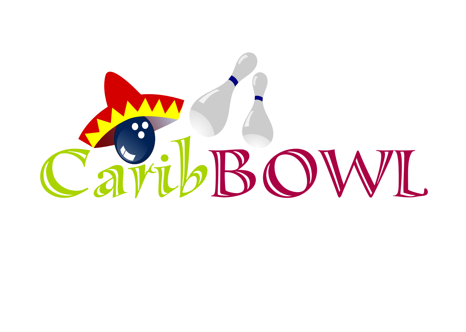 Logo Design by whoosef - Entry No. 25 in the Logo Design Contest Fun Logo Design for Caribbowl.