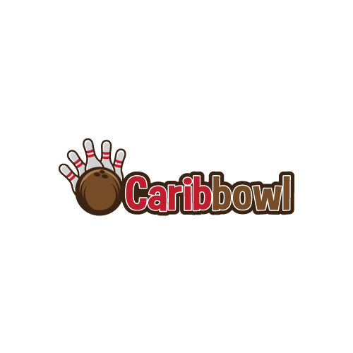 Logo Design by Aleksandar - Entry No. 27 in the Logo Design Contest Fun Logo Design for Caribbowl.