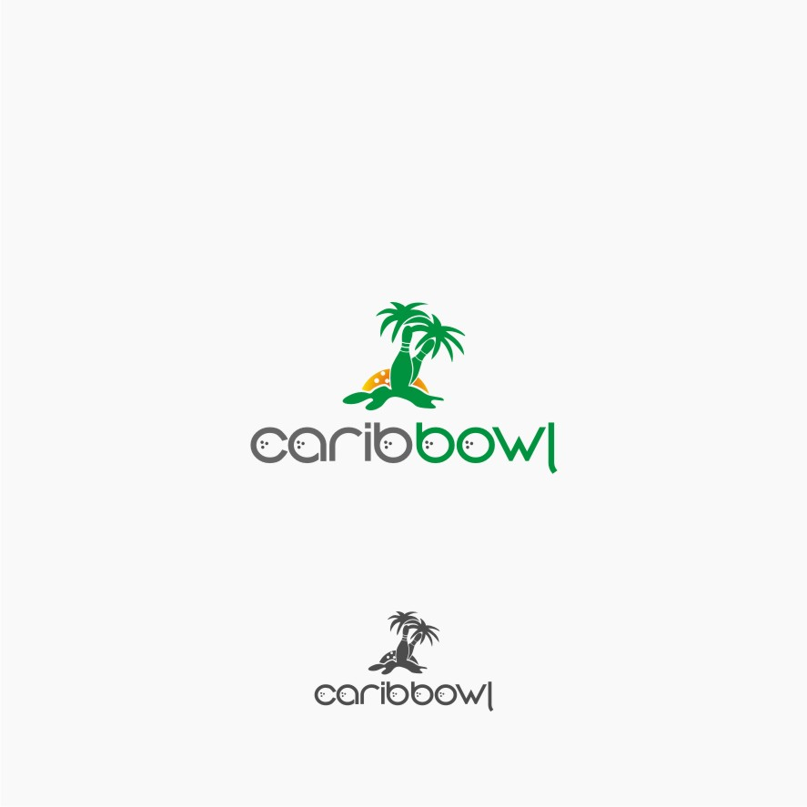 Logo Design by graphicleaf - Entry No. 33 in the Logo Design Contest Fun Logo Design for Caribbowl.