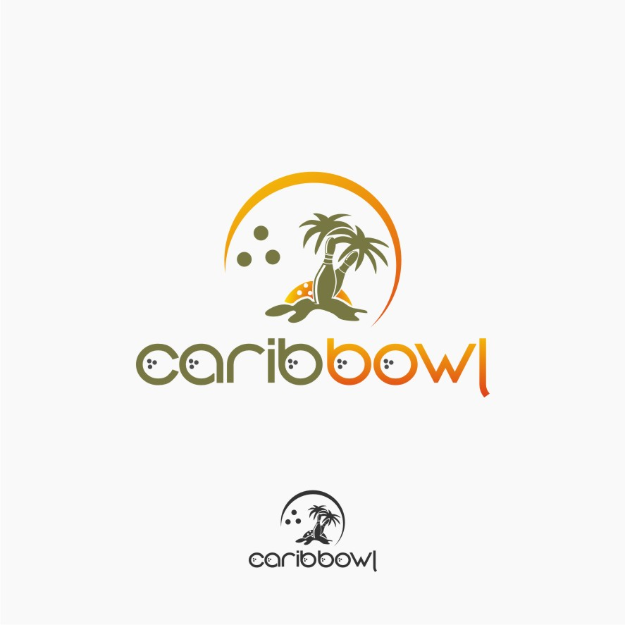 Logo Design by graphicleaf - Entry No. 44 in the Logo Design Contest Fun Logo Design for Caribbowl.