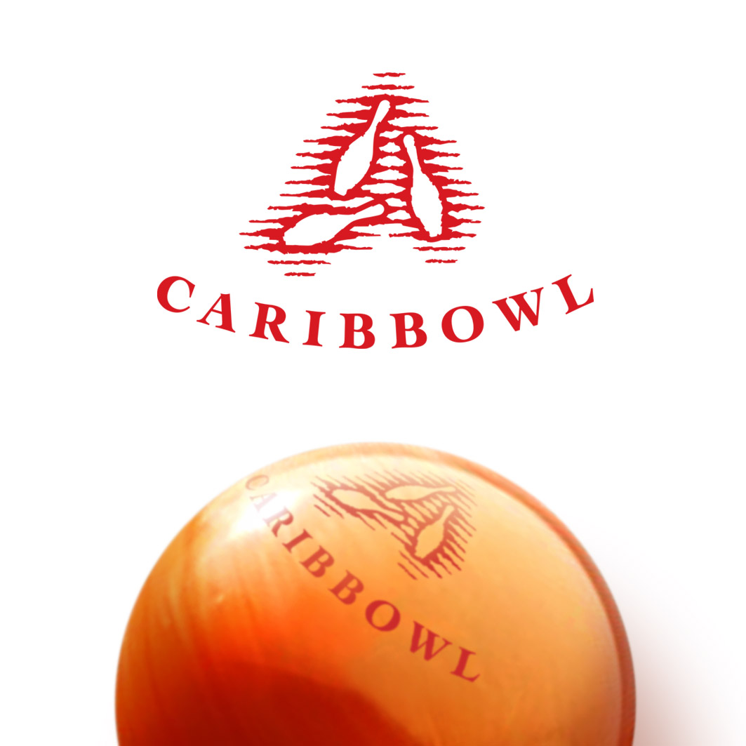 Logo Design by ARTUR PALKA - Entry No. 46 in the Logo Design Contest Fun Logo Design for Caribbowl.