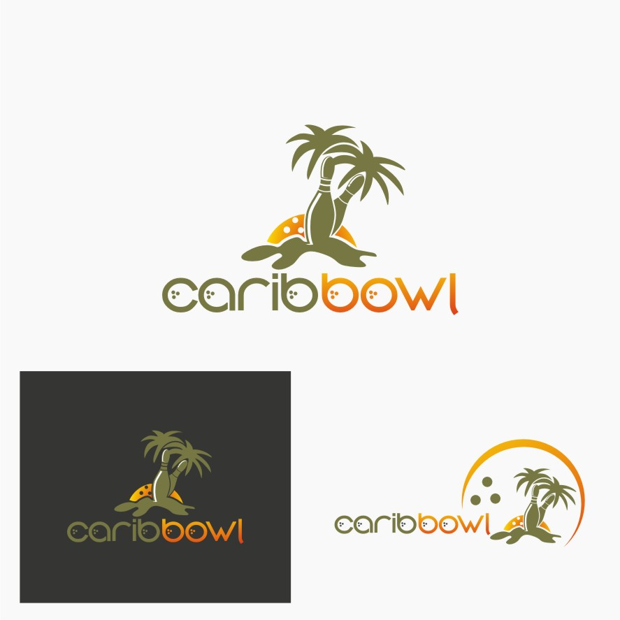 Logo Design by graphicleaf - Entry No. 47 in the Logo Design Contest Fun Logo Design for Caribbowl.