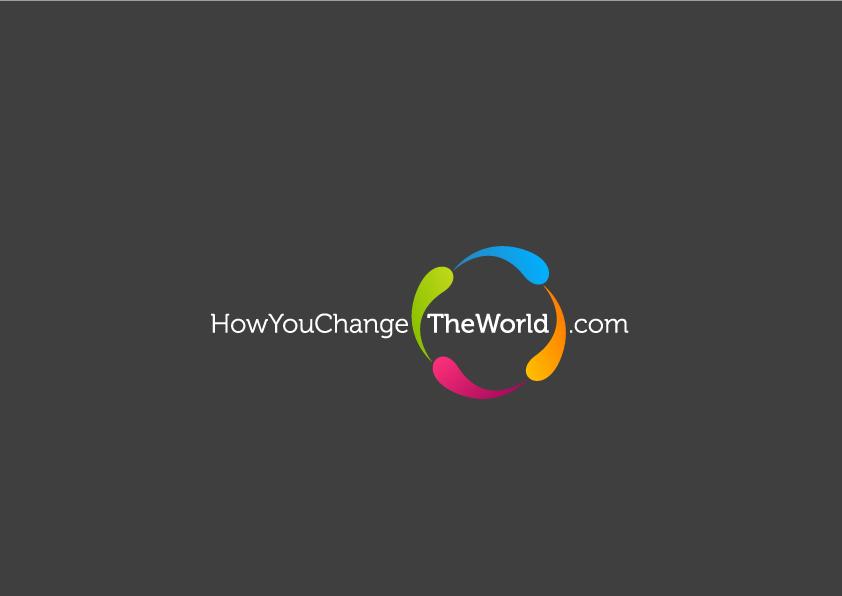 Logo Design by Suryo Prakadewa - Entry No. 7 in the Logo Design Contest Logo Design Needed for Exciting New Company HowYouChangeTheWorld.com.