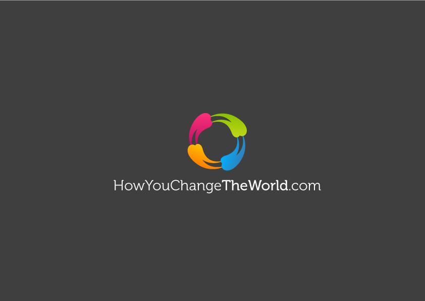 Logo Design by Suryo Prakadewa - Entry No. 8 in the Logo Design Contest Logo Design Needed for Exciting New Company HowYouChangeTheWorld.com.