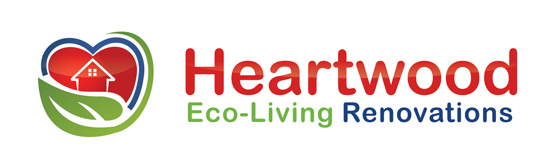 Logo Design by Private User - Entry No. 42 in the Logo Design Contest New Logo Design for Heartwood Eco-Living Renovations.