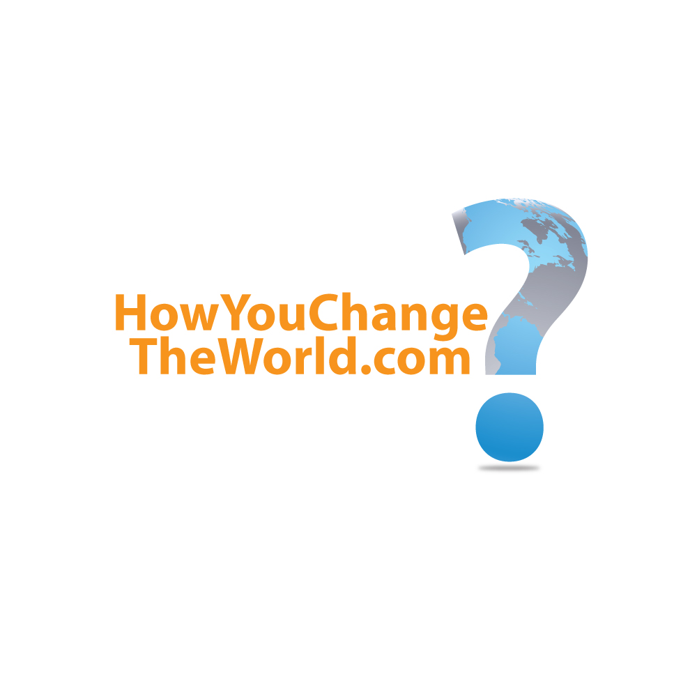 Logo Design by storm - Entry No. 18 in the Logo Design Contest Logo Design Needed for Exciting New Company HowYouChangeTheWorld.com.