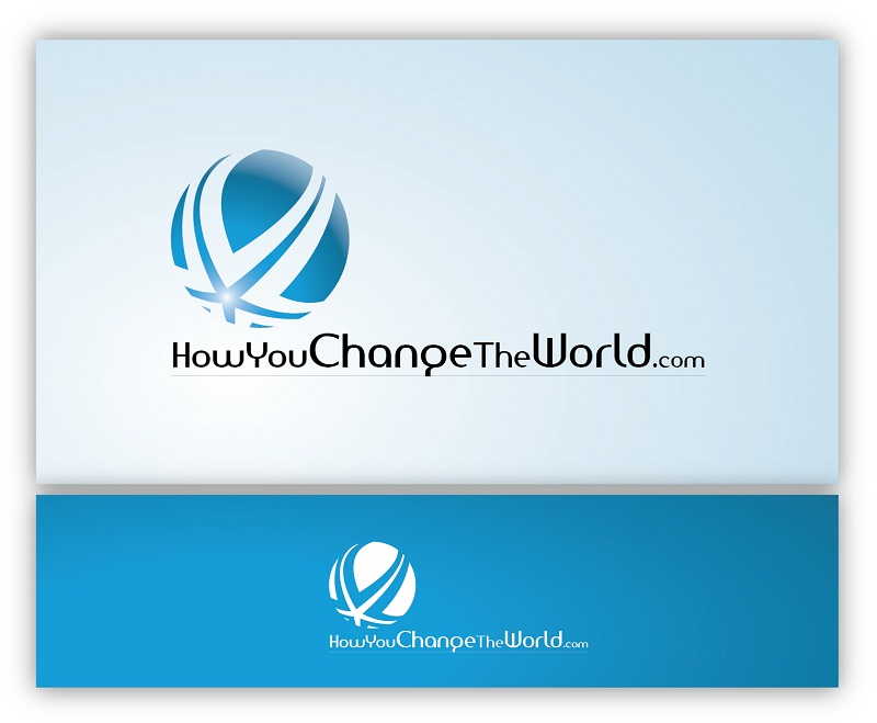 Logo Design by kowreck - Entry No. 24 in the Logo Design Contest Logo Design Needed for Exciting New Company HowYouChangeTheWorld.com.