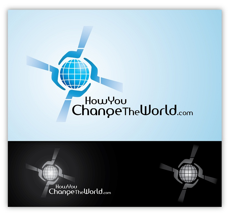 Logo Design by kowreck - Entry No. 26 in the Logo Design Contest Logo Design Needed for Exciting New Company HowYouChangeTheWorld.com.