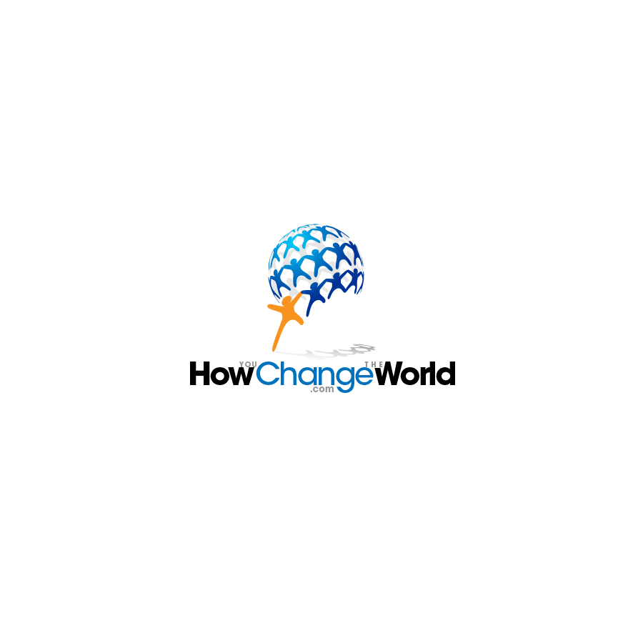 Logo Design by zesthar - Entry No. 35 in the Logo Design Contest Logo Design Needed for Exciting New Company HowYouChangeTheWorld.com.