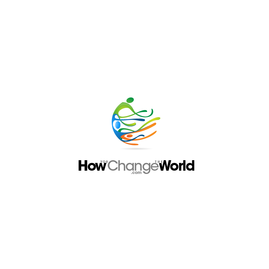 Logo Design by zesthar - Entry No. 38 in the Logo Design Contest Logo Design Needed for Exciting New Company HowYouChangeTheWorld.com.
