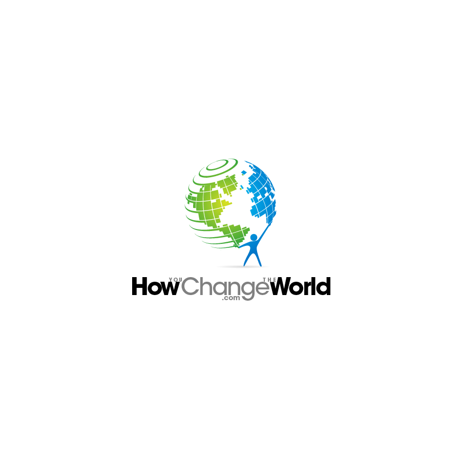 Logo Design by zesthar - Entry No. 39 in the Logo Design Contest Logo Design Needed for Exciting New Company HowYouChangeTheWorld.com.