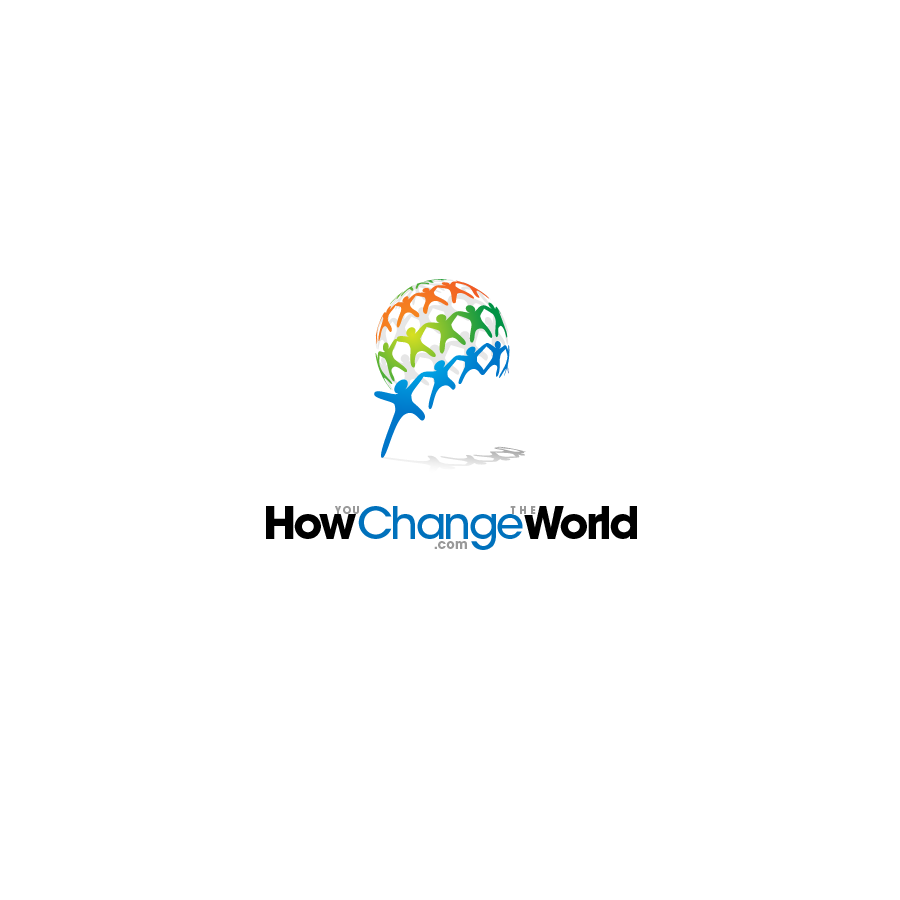 Logo Design by zesthar - Entry No. 40 in the Logo Design Contest Logo Design Needed for Exciting New Company HowYouChangeTheWorld.com.