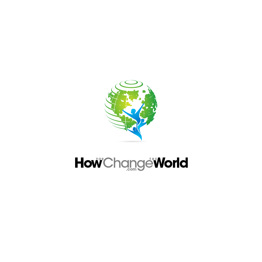 Logo Design by zesthar - Entry No. 41 in the Logo Design Contest Logo Design Needed for Exciting New Company HowYouChangeTheWorld.com.