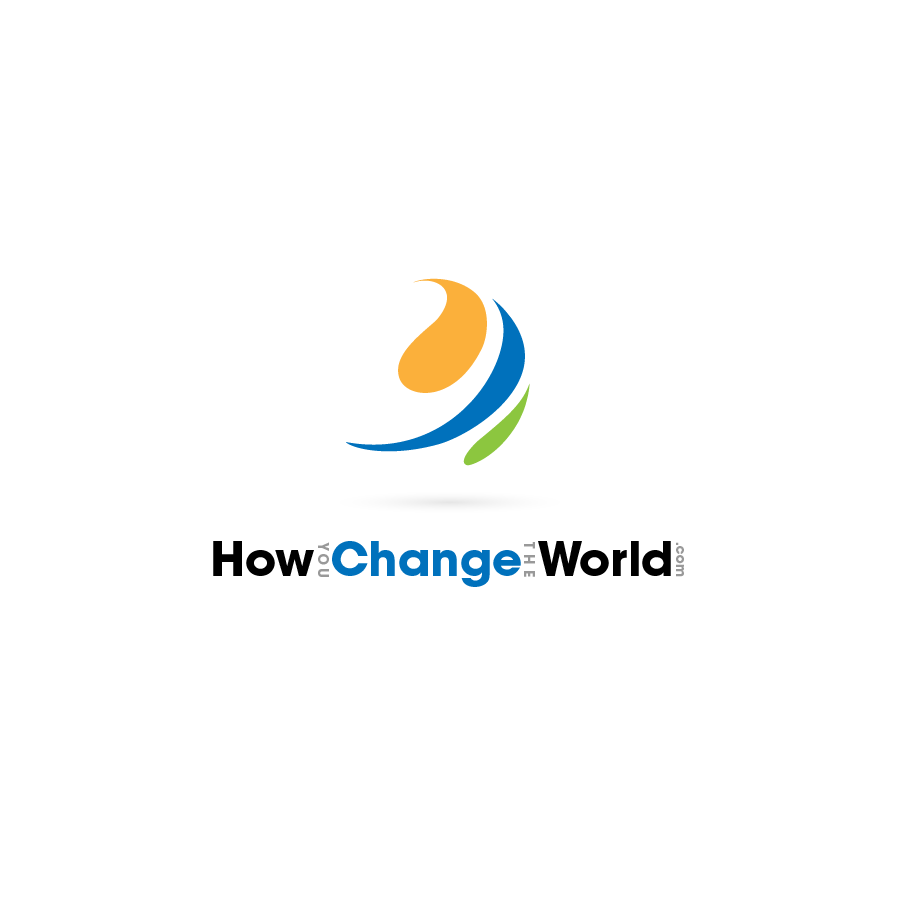 Logo Design by zesthar - Entry No. 42 in the Logo Design Contest Logo Design Needed for Exciting New Company HowYouChangeTheWorld.com.