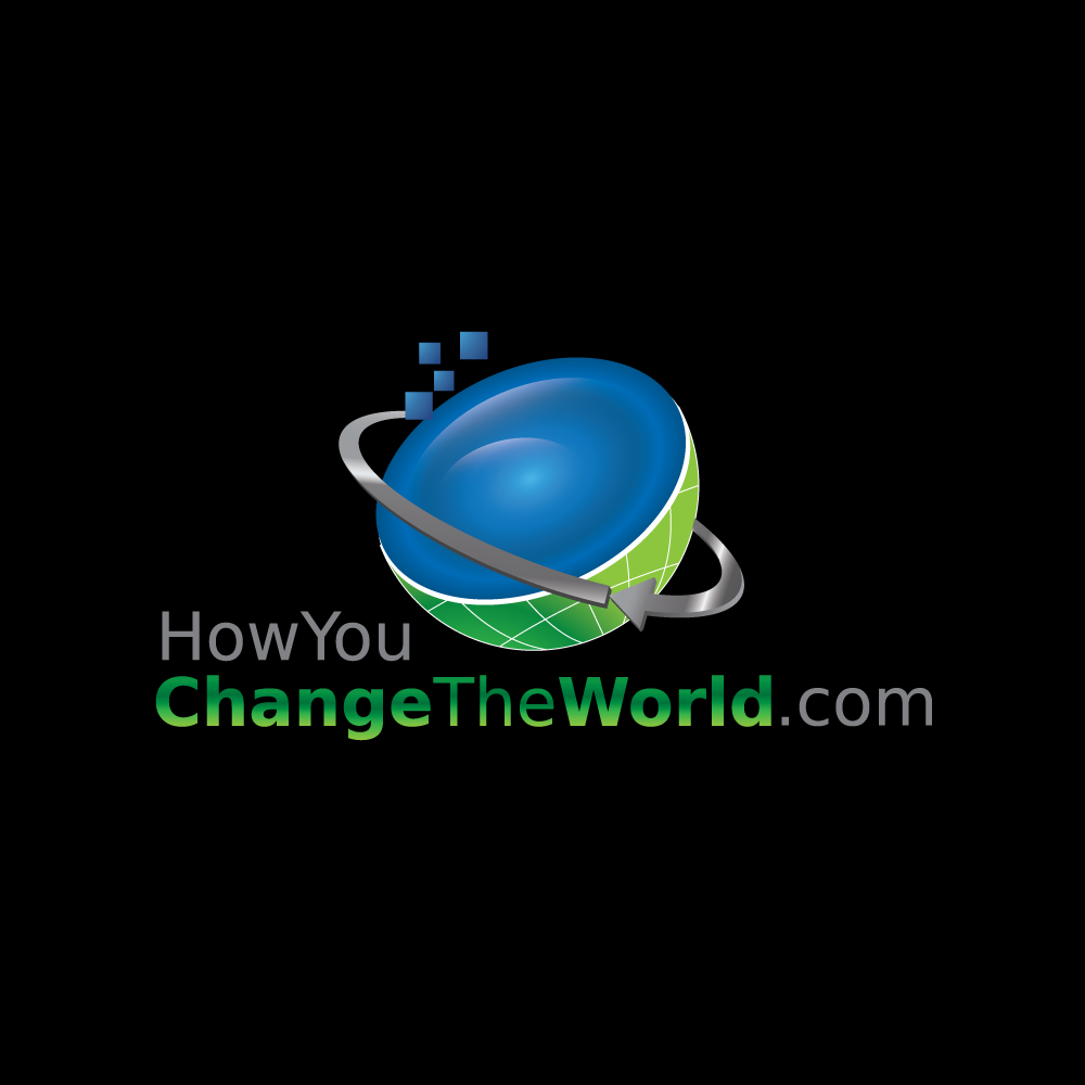 Logo Design by rockin - Entry No. 49 in the Logo Design Contest Logo Design Needed for Exciting New Company HowYouChangeTheWorld.com.