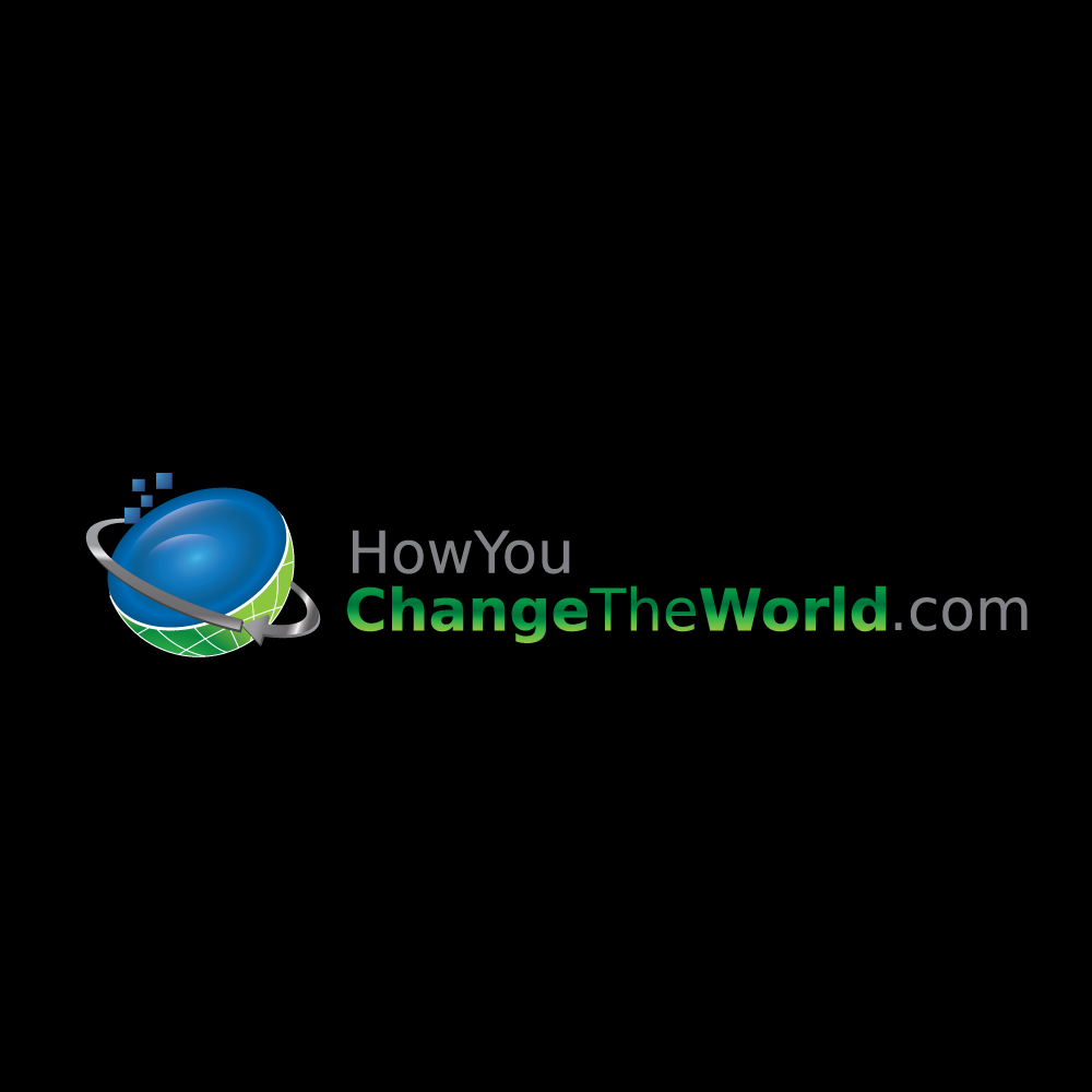 Logo Design by rockin - Entry No. 50 in the Logo Design Contest Logo Design Needed for Exciting New Company HowYouChangeTheWorld.com.