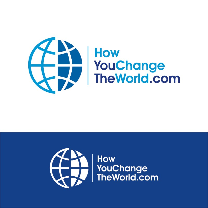 Logo Design by Private User - Entry No. 61 in the Logo Design Contest Logo Design Needed for Exciting New Company HowYouChangeTheWorld.com.