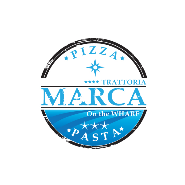 Logo Design by storm - Entry No. 8 in the Logo Design Contest New Logo Design for Marca on the Wharf.