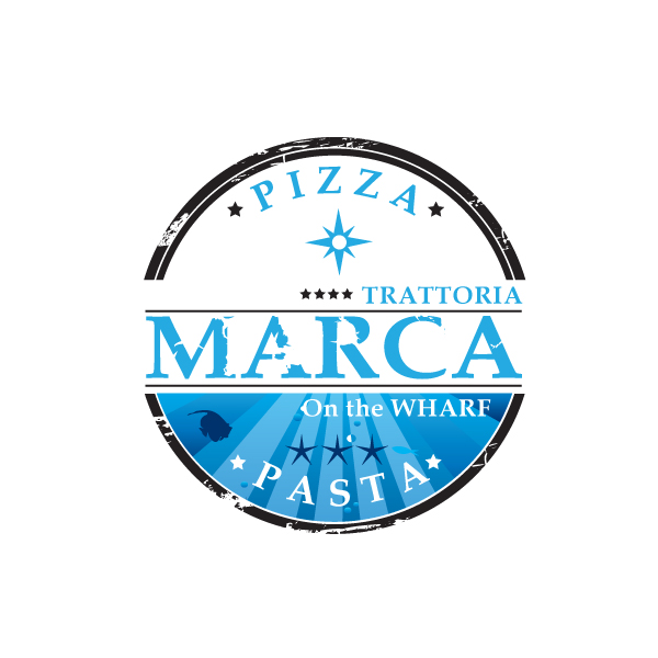 Logo Design by storm - Entry No. 9 in the Logo Design Contest New Logo Design for Marca on the Wharf.