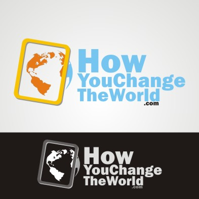 Logo Design by arteo_design - Entry No. 89 in the Logo Design Contest Logo Design Needed for Exciting New Company HowYouChangeTheWorld.com.