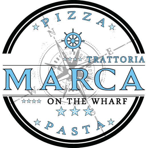 Logo Design by Lefky - Entry No. 18 in the Logo Design Contest New Logo Design for Marca on the Wharf.