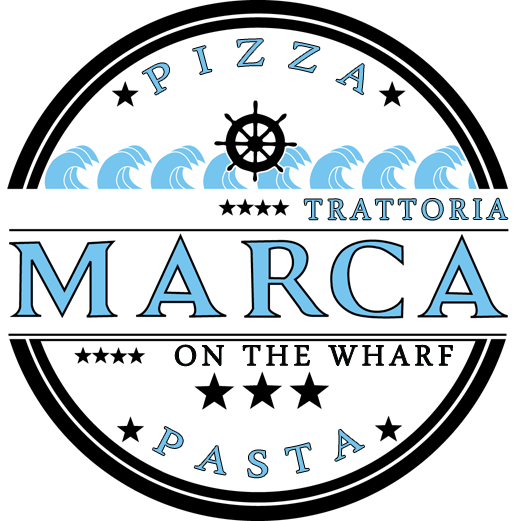 Logo Design by Lefky - Entry No. 19 in the Logo Design Contest New Logo Design for Marca on the Wharf.