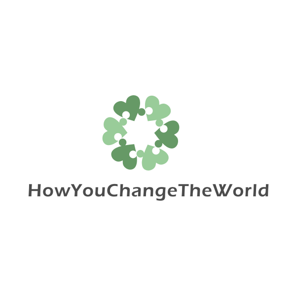 Logo Design by Rudy - Entry No. 107 in the Logo Design Contest Logo Design Needed for Exciting New Company HowYouChangeTheWorld.com.