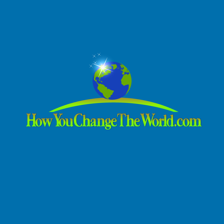 Logo Design by moonflower - Entry No. 111 in the Logo Design Contest Logo Design Needed for Exciting New Company HowYouChangeTheWorld.com.