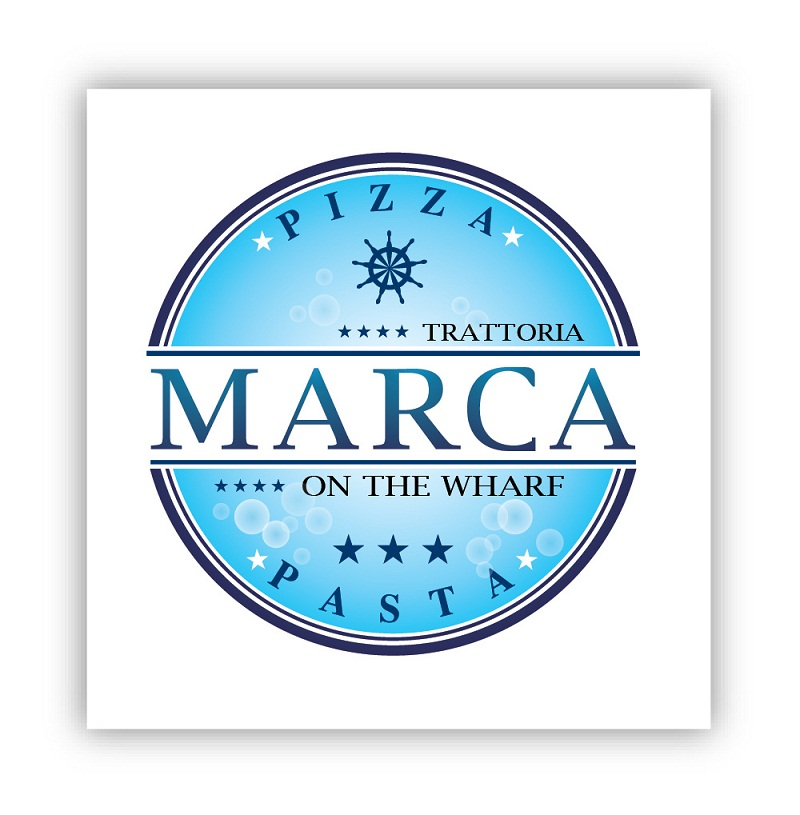 Logo Design by kowreck - Entry No. 25 in the Logo Design Contest New Logo Design for Marca on the Wharf.