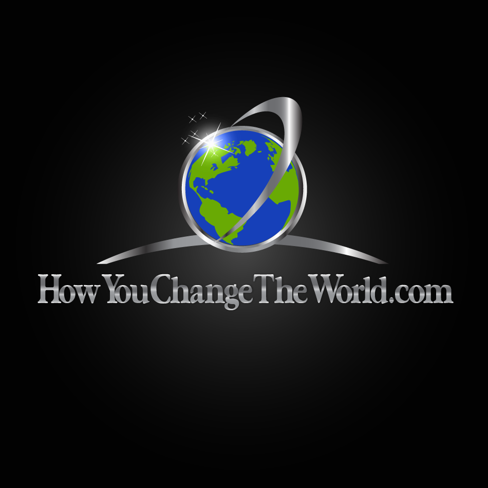 Logo Design by moonflower - Entry No. 112 in the Logo Design Contest Logo Design Needed for Exciting New Company HowYouChangeTheWorld.com.