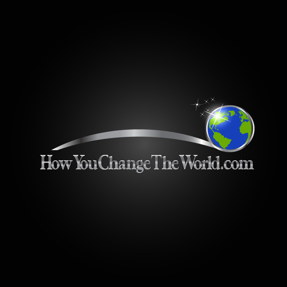 Logo Design by moonflower - Entry No. 113 in the Logo Design Contest Logo Design Needed for Exciting New Company HowYouChangeTheWorld.com.