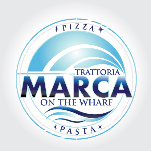 Logo Design by stormbighit - Entry No. 26 in the Logo Design Contest New Logo Design for Marca on the Wharf.
