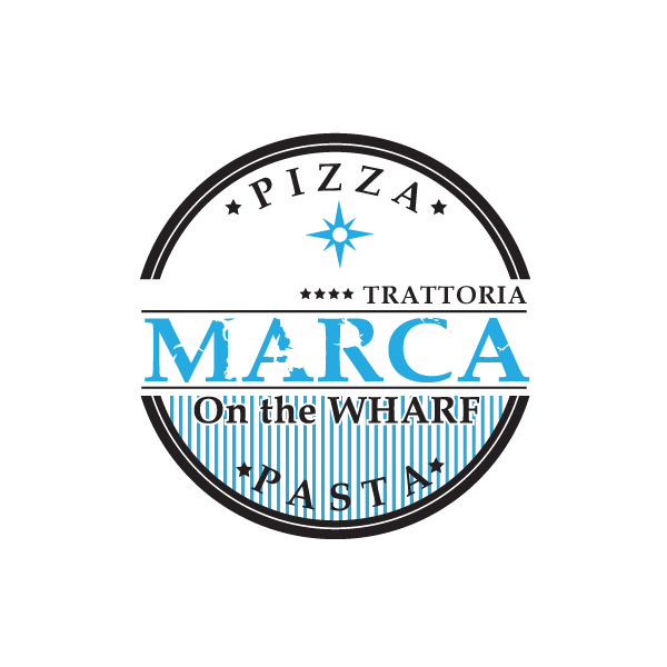 Logo Design by storm - Entry No. 27 in the Logo Design Contest New Logo Design for Marca on the Wharf.