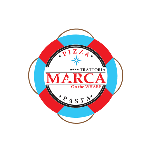Logo Design by storm - Entry No. 28 in the Logo Design Contest New Logo Design for Marca on the Wharf.